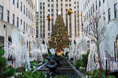 A világ már a karácsonyi utazások lázában ég