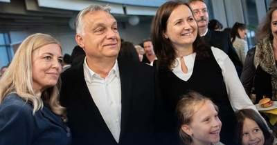 Orbán Viktor: átadtuk a Bárányfelhő református óvodát