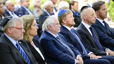 Felavatták Hollandia első holokauszt-emlékművét