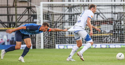 Három góllal nyert Hornyák Zsolt együttese, amely a következő fordulóban az ETO FC Győrrel találkozik
