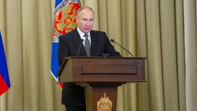 Újabb kétharmaddal nyerhet Putyin pártja