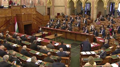 Ma kezdődik a parlament őszi ülésszaka