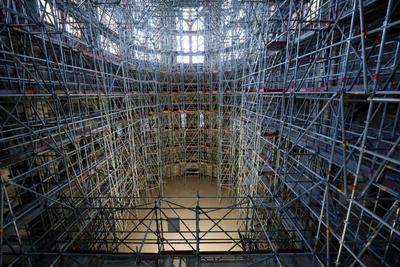 Öt évvel a katasztrófa után, 2024-ben nyithat ki újra a Notre-Dame
