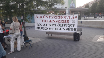 Constantinovits Milán (Mandiner): Nemzeti minimumot oltásügyben!