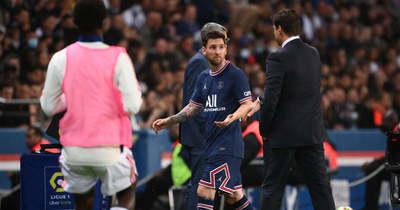 Messinek nagyon nem tetszett, hogy lecserélték (videó)