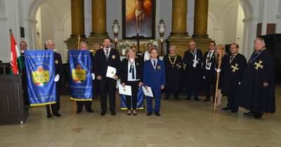 Lovagi, bírói és tanácsosi címeket adták át a csabai ceremónián