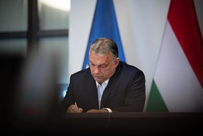 Figyelem! Orbán Viktor rendkívüli bejelentést tett