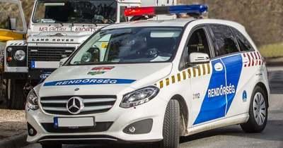 Négy fiatal drogfogyasztót fogtak a megyei rendőrök