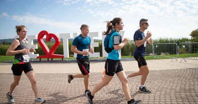 Másfél ezren futottak a Keszthelyi Kilométereken