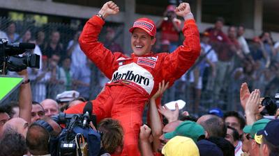Schumacher film - vegyes megítéléssel és egyéb csemegék a száguldó cirkuszból