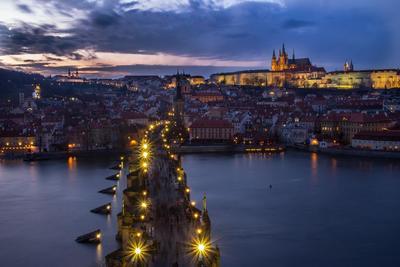 A világ legszebb városának szavazták Prágát, amelynek van egy titkos helye is