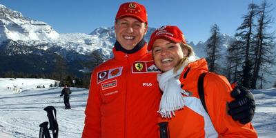 Schumacher és Corinna: egy példaértékű házasság, melyet még a régi értékek tartanak egyben