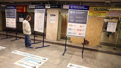 Negyedévet csúszik a 3-as metró átadása