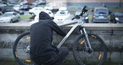 Lengyelek lopták a milliós biciklit Fonyódon