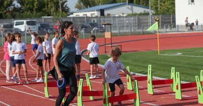 Az atlétika mindenre felkészíti a gyerekeket