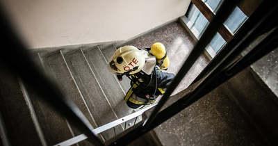 Megújult helyszínen tér vissza a tűzoltó lépcsőfutó verseny Szombathelyre