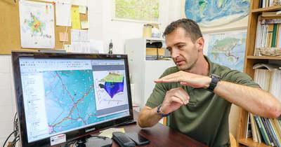 A répcelakihoz fogható földrengés tavaly októberben volt – Egy hegység húzódik ma is a talpunk alatt