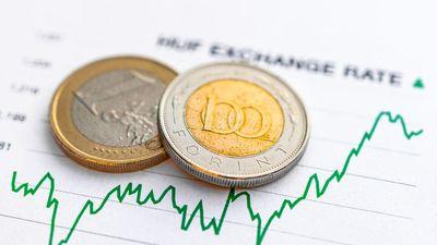 Gyengült a forint az MNB-kamatdöntésre