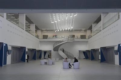 Képeken a Hungexpo új, gigantikus konferenciaközpontja