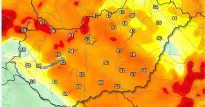 Fájhat a fejünk: a vacogós reggelek mellé 70 kilométeres szél is érkezik