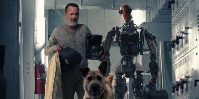 Tom Hanks robotot épít, hogy vigyázzon a kutyájára, ha meghalna - videó