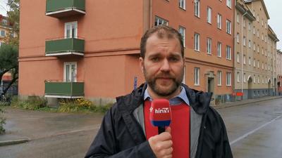 Rossz ablakon dobták be a kézigránátot a svéd kisvárosban, családanya sérült meg