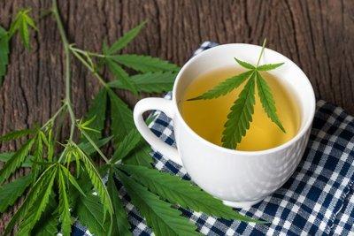 Ezt a teát tiltotta be a Nébih magas THC tartalma miatt