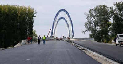 Újabb három kilométerrel hosszabbodott az M44-es út