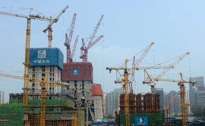 Összeomolhat a kínai szellemvárosok legnagyobb fejlesztője