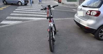 Szabálytalan bicajost ütöttek el a zebrán Győrben