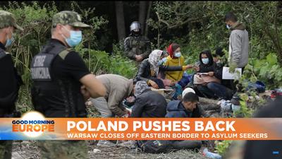Migránsok fagytak halálra a belarusz-lengyel határon