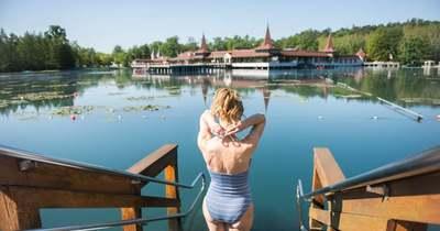 Újabb nemzetközi siker – Európa harmadik legjobb fürdője a Hévízi-tó