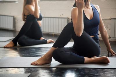 A jóga és a gerincsérv nem barátok