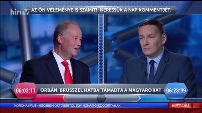 Lenácizta Szanyi Tibor Volner Jánost