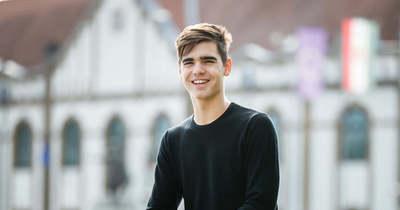 Második lett az ifjú tudósok versenyén a körmendi Varga Pongrác, aki fogorvosnak tanul