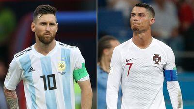 Letaszította a trónról Cristiano Ronaldo Lionel Messit