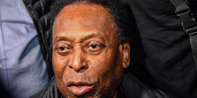Egyre jobban érzi magát a műtéten átesett Pelé: videóban számolt be állapotáról