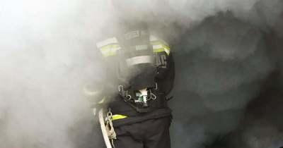 Tűz volt egy veszprémi társasházban