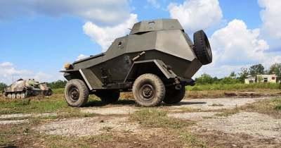 Ne lepődj meg – Katonai járművekkel találkozhatsz az M7-esen