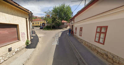 Lezárják az egri Vécsey Sándor utca egyik szakaszát
