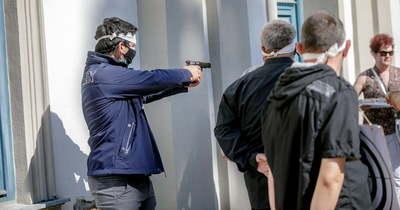 Vádat emeltek az Egerben tartott kampányrendezvény rendbontói ellen
