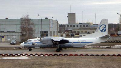 Megtalálták a radarernyőkről eltűnt orosz repülő roncsait