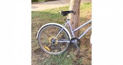 Keresi a képen látható kerékpár tulajdonosát a rendőrség
