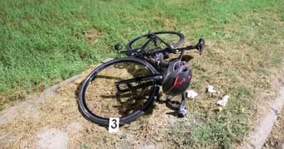 Kerékpárost ütöttek el Kápolnásnyéken
