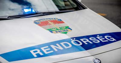Segédmotorost ütött el egy autó Jászberényben