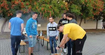 Ilyen volt az idei Sportnap a Dunaújvárosi Egyetemen