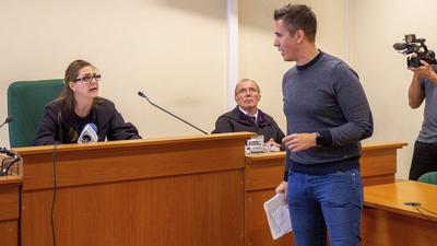 Czeglédy Csaba szerint nem szokványos az ellene folyó eljárás
