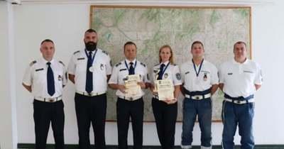 Remekeltek a Bács-Kiskun megyei rendőrök az országos versenyen