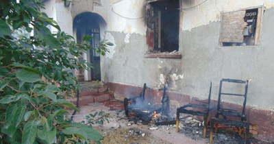 Lakástűz: öt ember otthona vált lakhatatlanná Csépán
