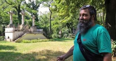 A belváros tüdejévé vált a pestisjárvány áldozatainak temetője